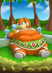 Tikal Fat by Eishiban