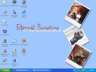 Eternal Sunshine Desktop