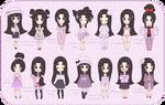 M-H: Tsukihime's Wardrobe
