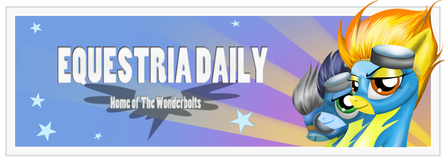 Wonderbolts Banner by Giuliabeck