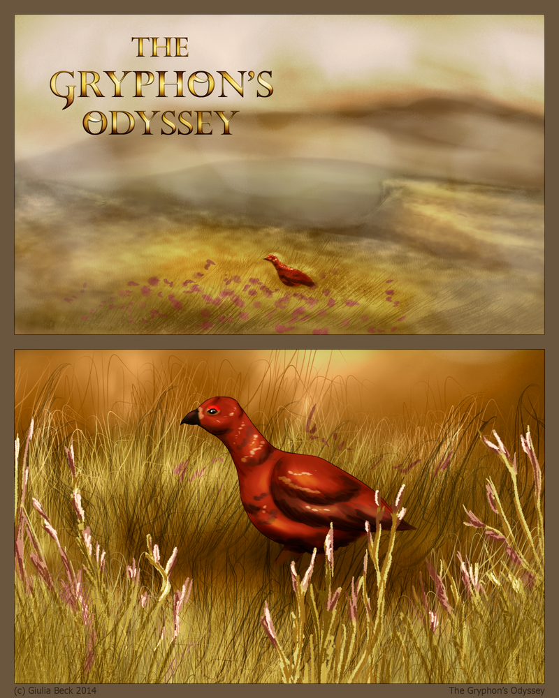 The Gryphon's Odyssey - 001 by Giuliabeck