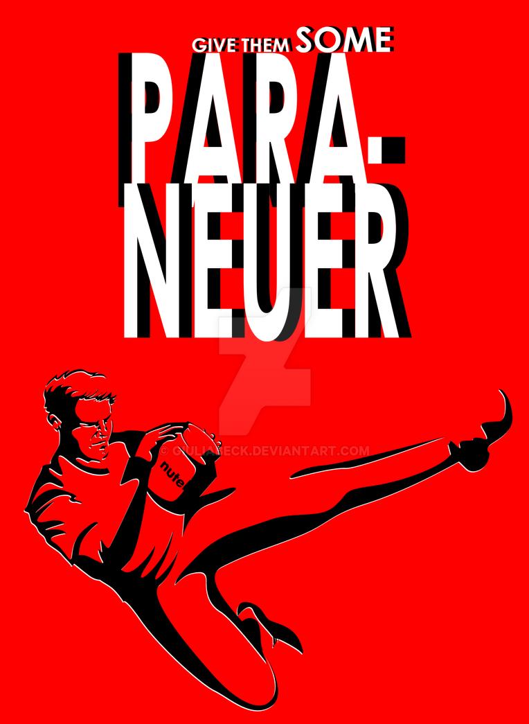 ParaNeuer by Giuliabeck