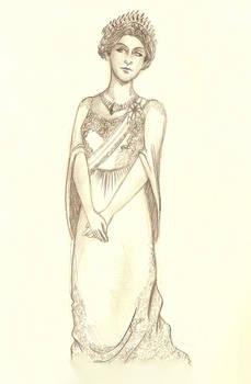 Sketch - Queen Adrianna