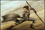 Rey -  Star Wars VII
