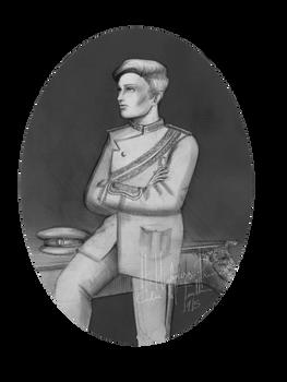 Prince Cedric of Toullan aged 16