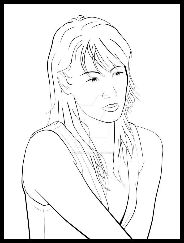 Line Art by PitPistolet