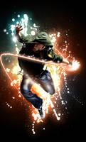Splatter dancer by PitPistolet