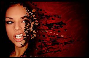 Splattered by PitPistolet