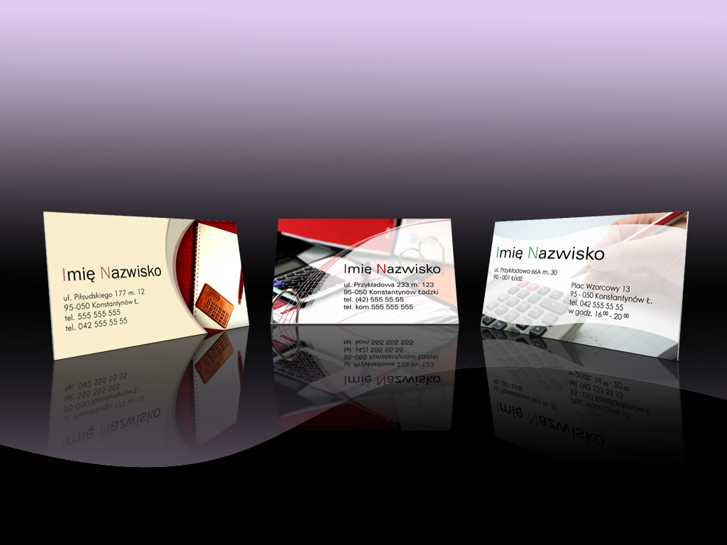 Bookkeeper BUSINESS CARD dsgns by PitPistolet on DeviantArt