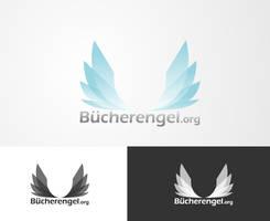Bucherengel Logo by PitPistolet