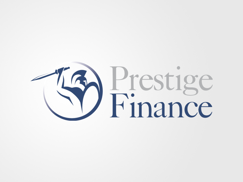 Prestige Finance logo by PitPistolet on DeviantArt