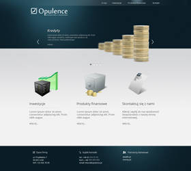 Opulence - financial counseling by PitPistolet