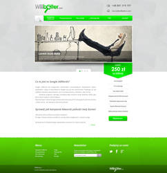 Willbetter main page by PitPistolet