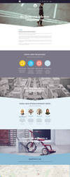 Law firm project by PitPistolet