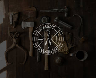 Woodcraft logo by PitPistolet