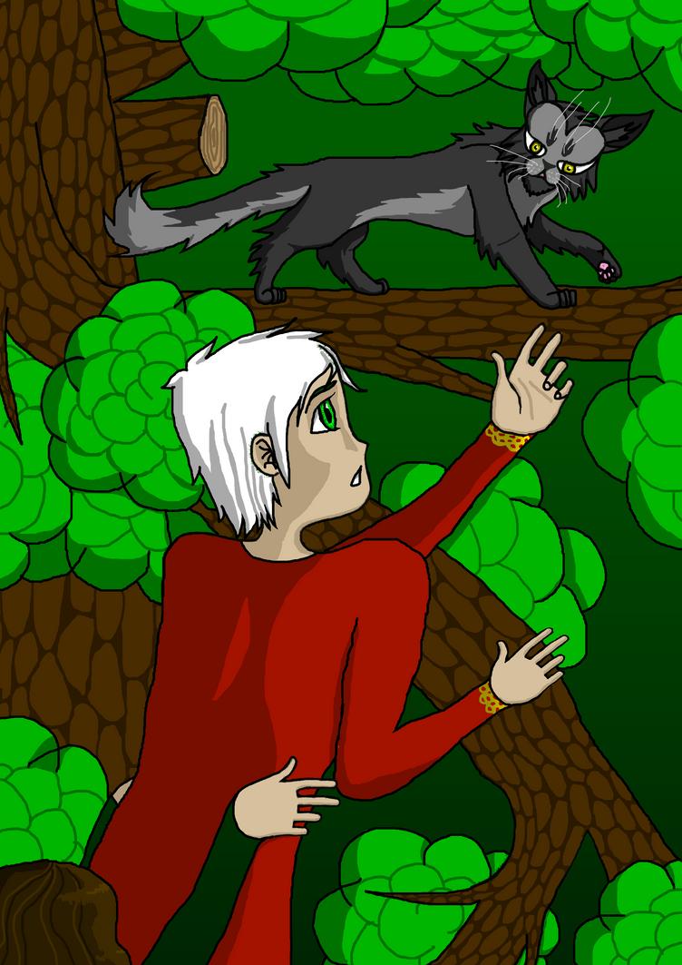 Team Cat Chase (HAPPY 17TH BIRTHDAY DEVIANTART!) by XEPHERsilverclaw