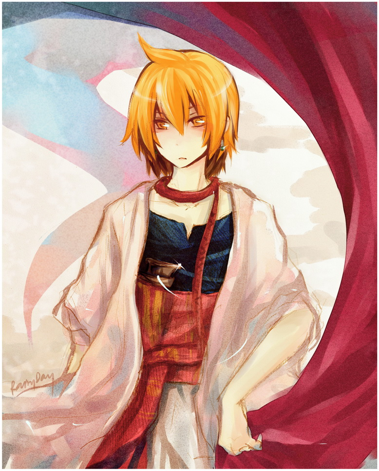 Magi : Alibaba by xx-RAINYDAY-xx