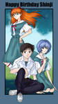 Happy Birthday Shinji Ikari!