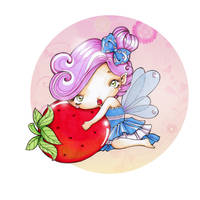 Strawberry fairies