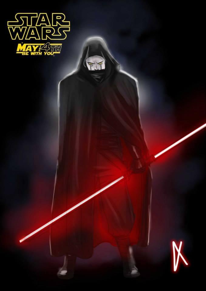 Star Wars tribute by alvarojr