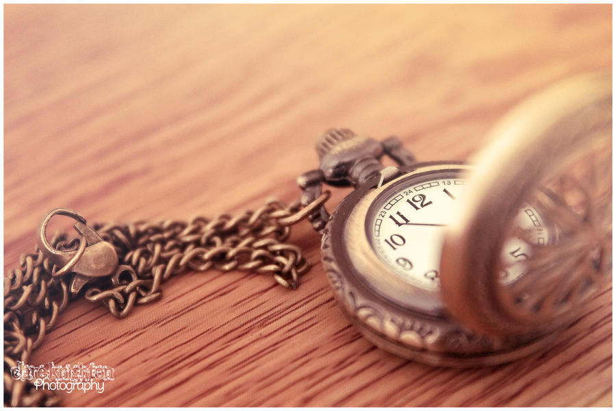 Pocket Watch 05 by Clerdy
