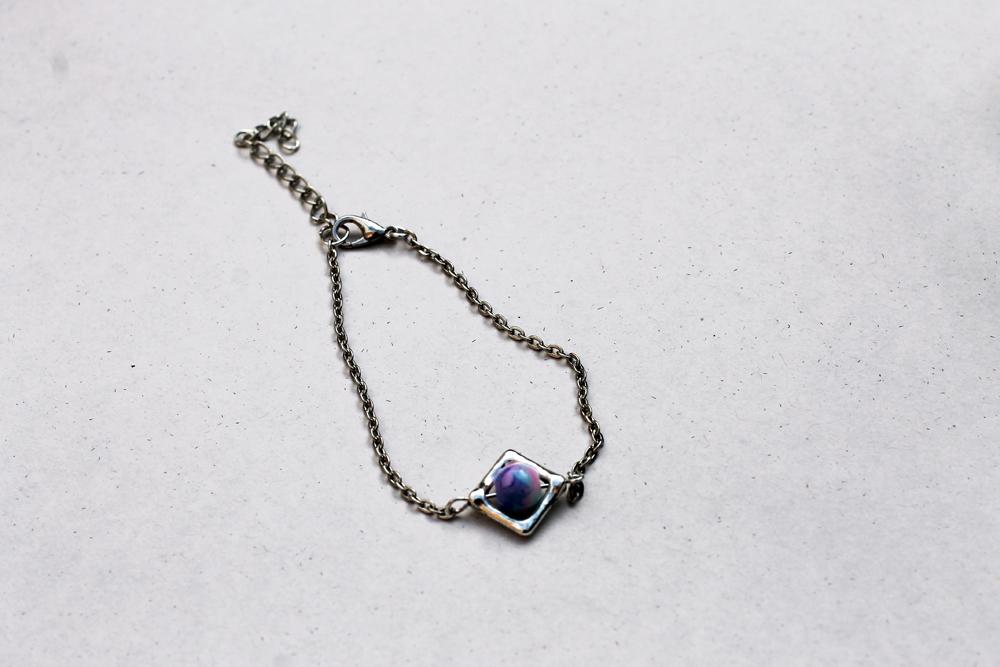 Dainty Silver Bracelet by Clerdy