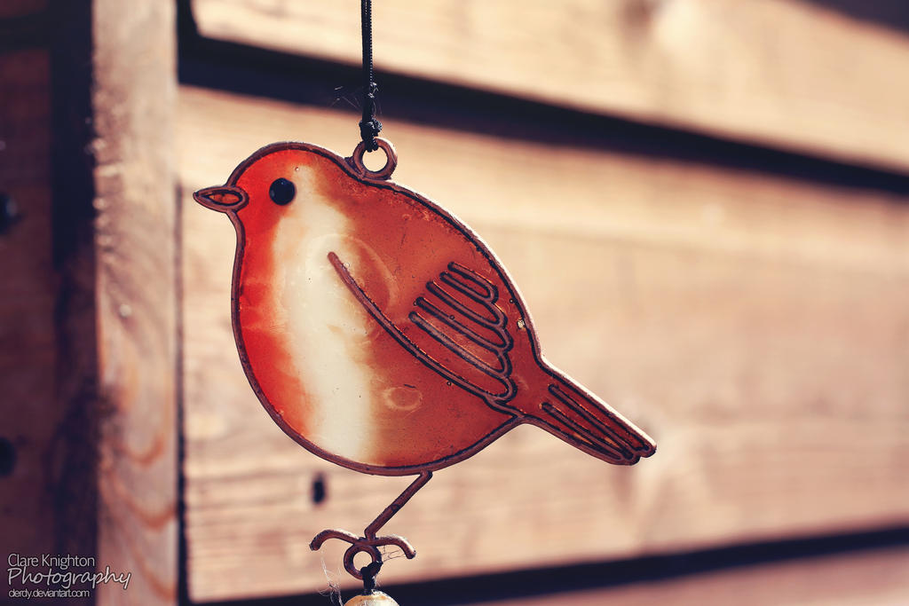 Robin Windchime by Clerdy