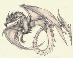 Dragon 2013 2 by Sandragon