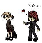 Soul Eater: Makaaa
