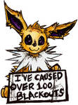 [Pokemon Shaming] Jolteon
