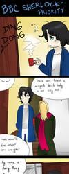 BBC Sherlock - Priority by Dyamirity