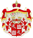 Sanguszko family Russian Coat of Arms (updated)