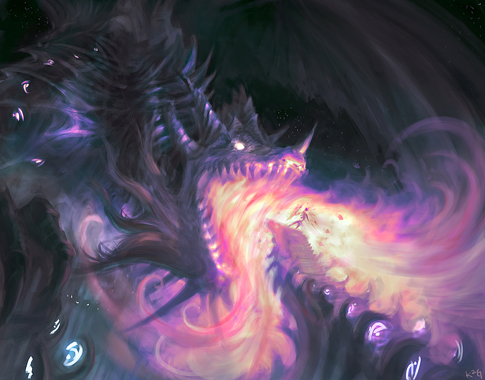 malygos colorV01 kkgSharp by CowAndCheese