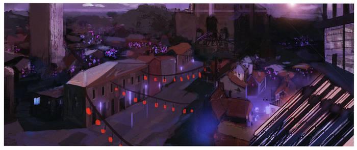 Strange World City