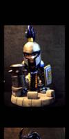 warcraft figure-Gnome warrior