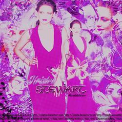Kristen Stewart Violeta Fulminante by Miqita