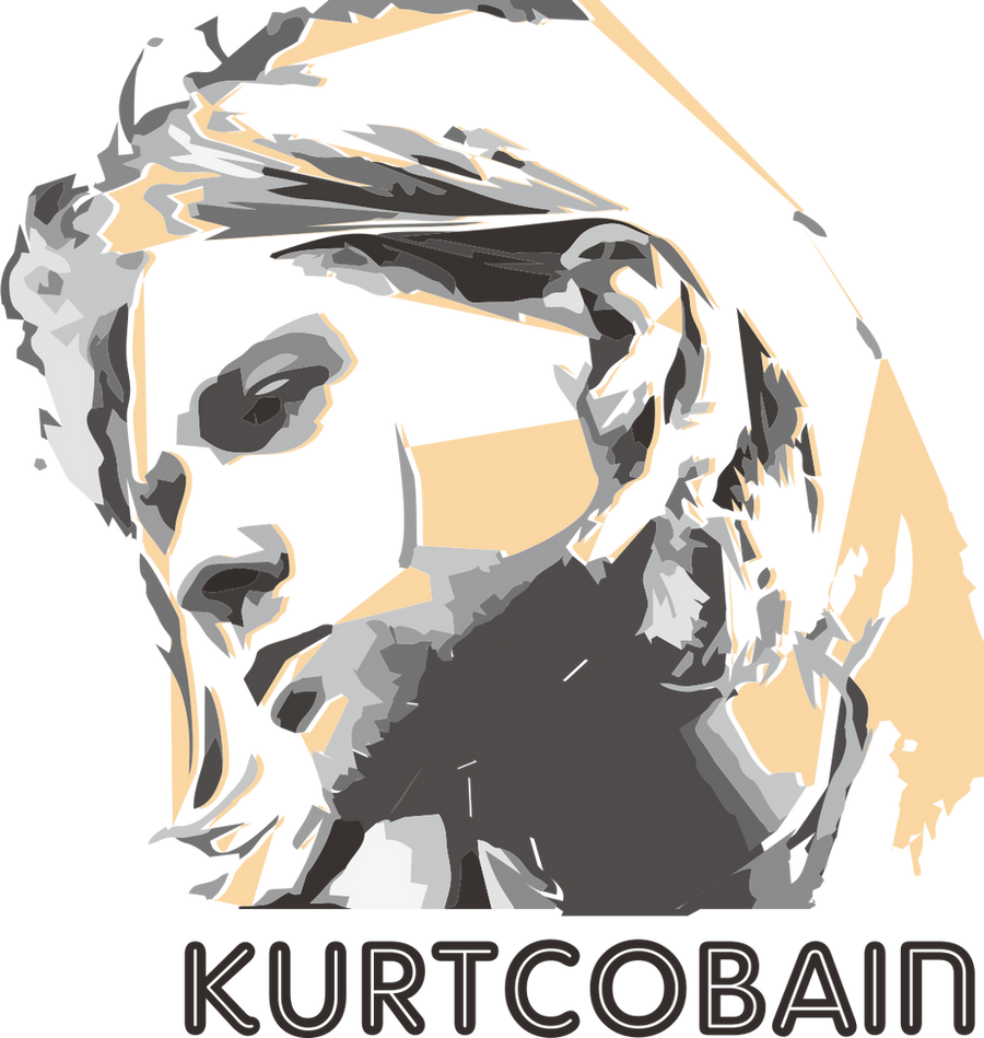 kurt cobain logo