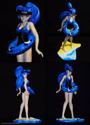 Swimsuit Princess Luna