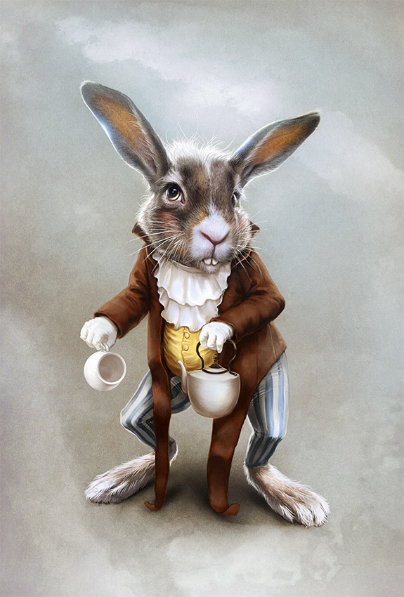 Image gallery marchhare for March hare wallpaper