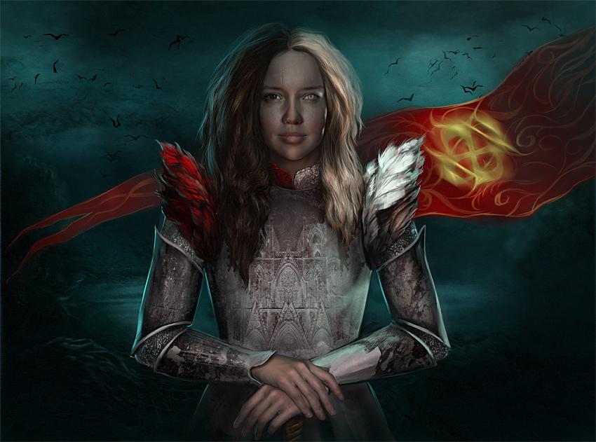 knight by morawless