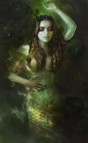 Mermaid by morawless