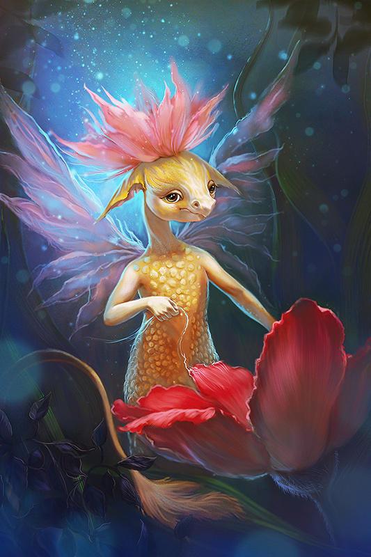 Flower fairy - upd.