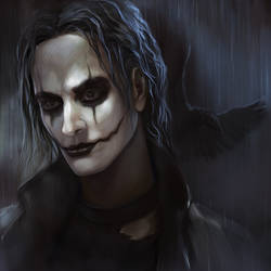 The Crow by morawless