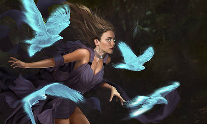 The sorcerer of the air element