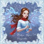 Christmas card by morawless