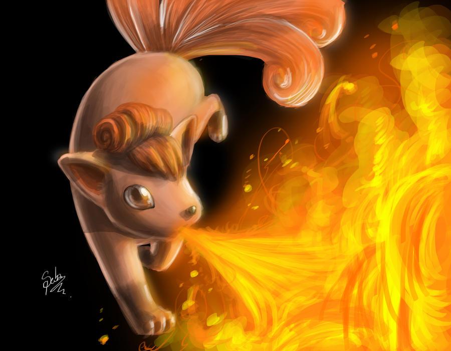 vulpix by Zeablast on DeviantArt