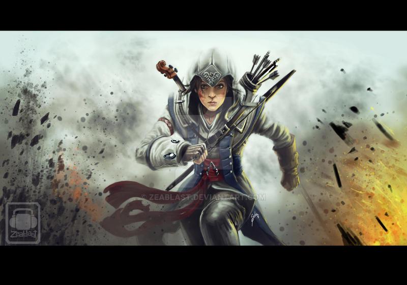 Lindsey Stirling Assassins Creed Wallpaper Lindsey stirlin...