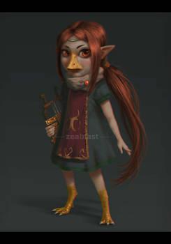 Zelda Wind Waker Medli