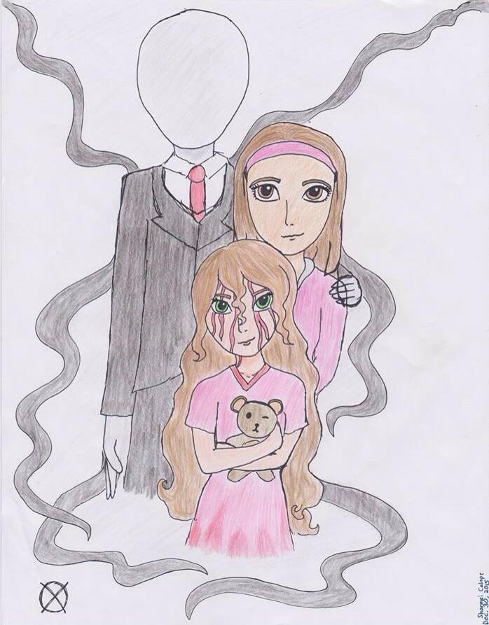 Sally Acachalla And Slenderman