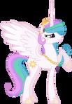 Princess Celestia (in my style)